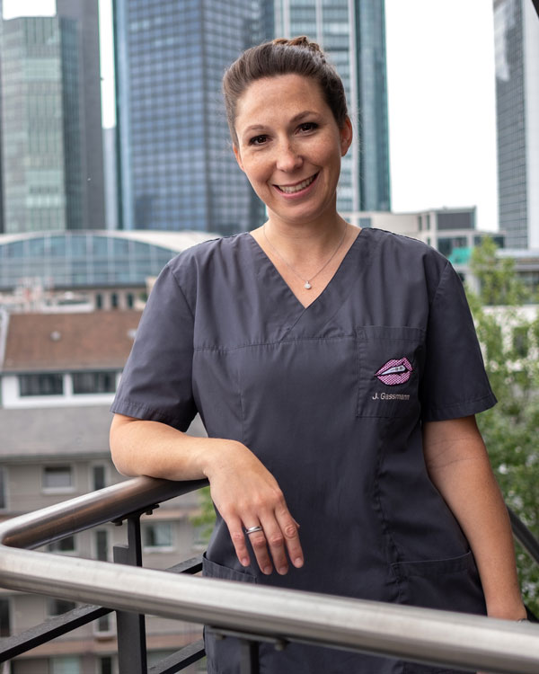 Das Team der Kieferorthopädoepraxis Dr. Mayer in Frankfurt